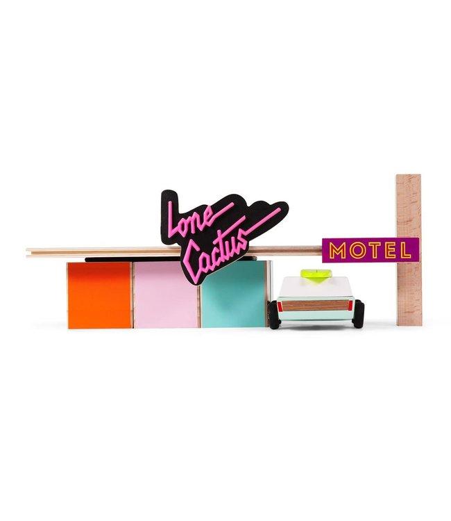 Candylab Stac lone cactus motel