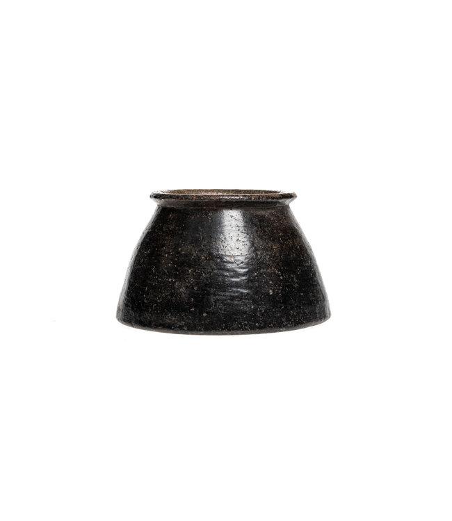 Soapstone pot #22 - Indië