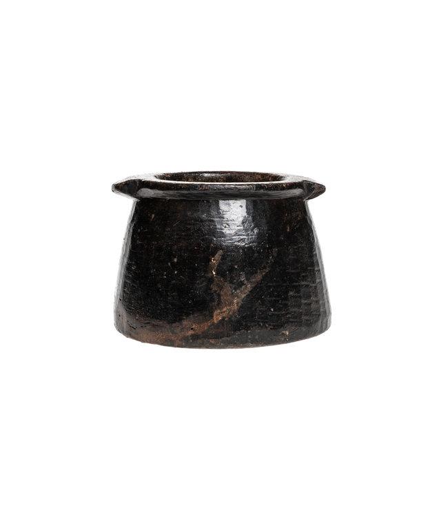 Soapstone pot #24 - Indië