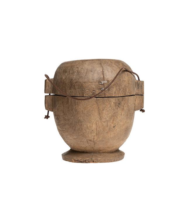 Old food bowl Tibet #32