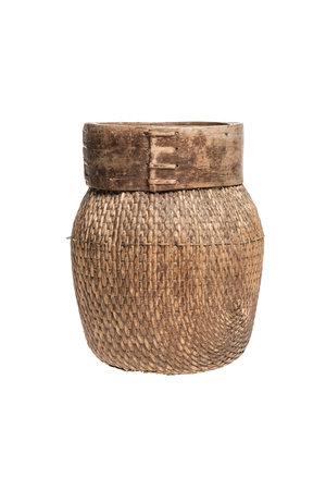 Old picking basket - China #15