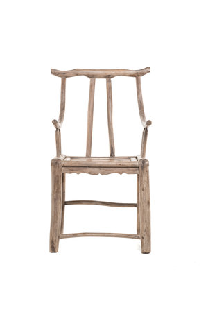 Old Chinese chair