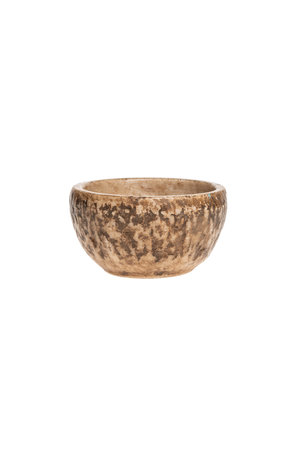 Old marble bowl #3 - India
