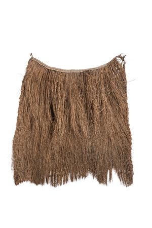 Traditional grass raincoat #2