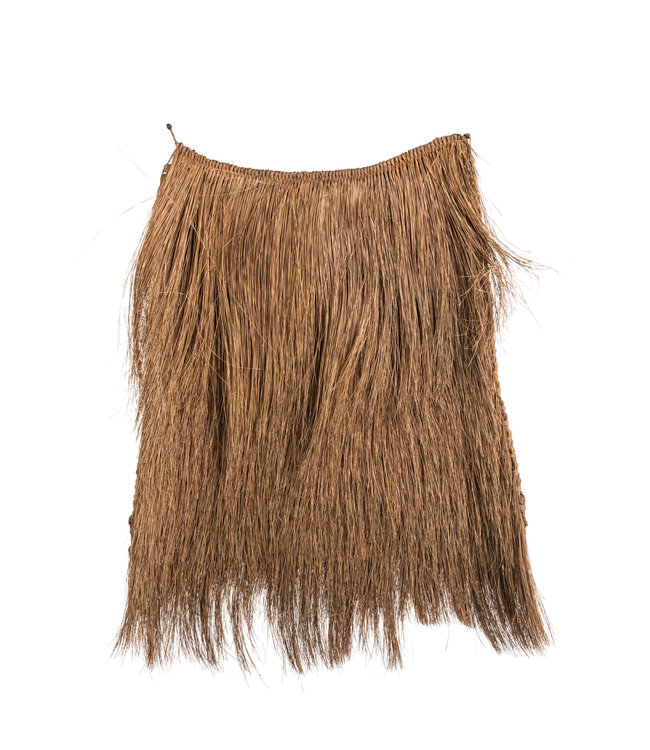 Traditional grass raincoat #3