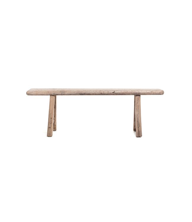 Bench elm wood - L148cm