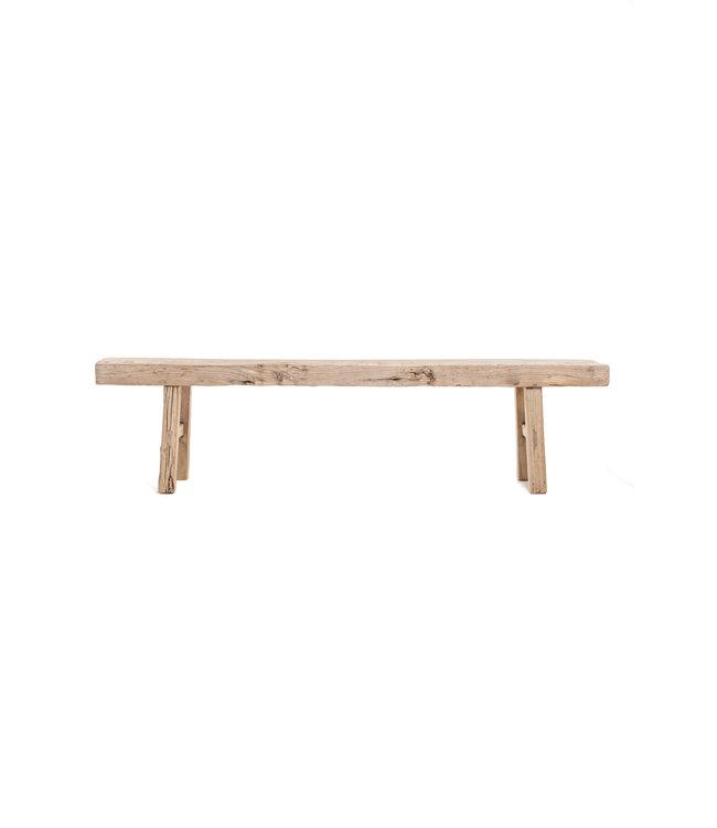Bench elm wood - L198cm
