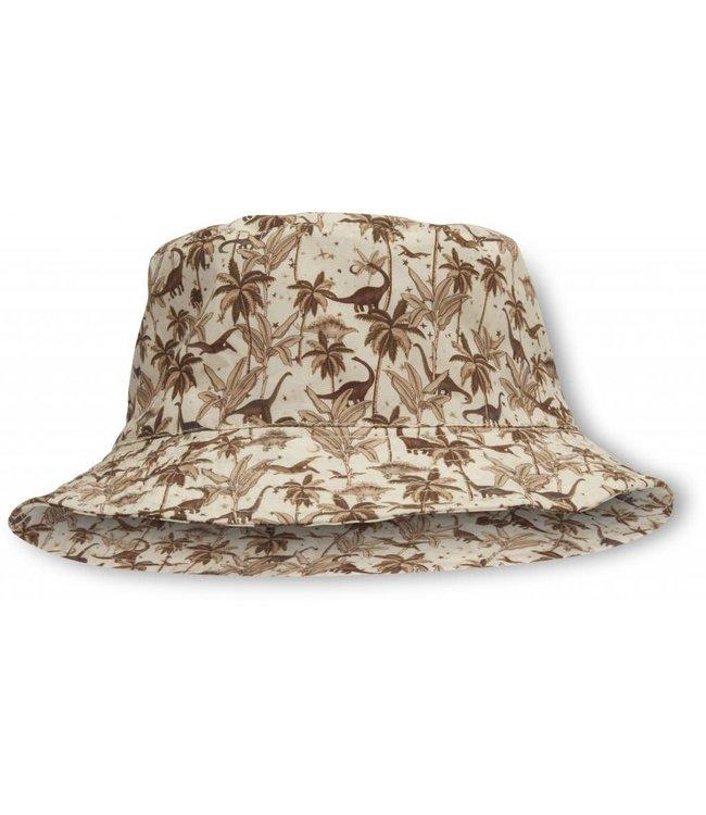 Konges Sløjd Aster bucket hat - dino