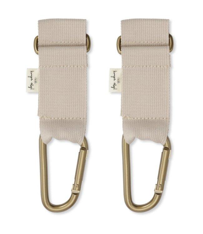 Konges Sløjd Stroller straps - beige