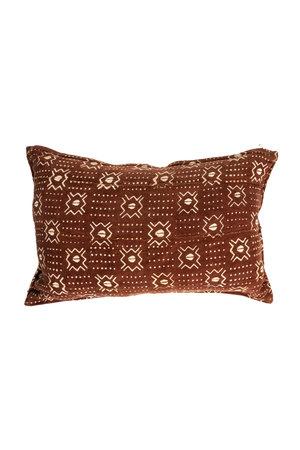 Mud cloth cushion #13