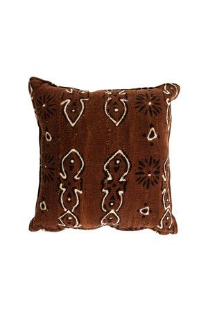 Mud cloth cushion #7