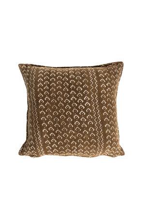 Mud cloth cushion #10