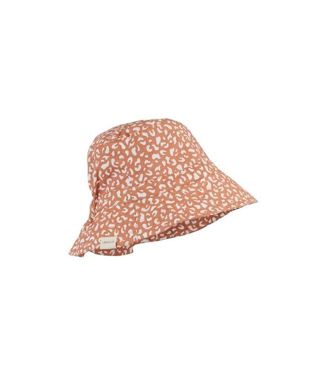 Sander bucket hat - mini leo tuscany rose