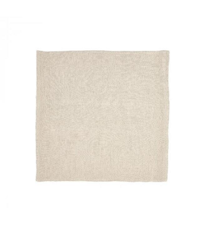 Libeco Skye napkin - flax