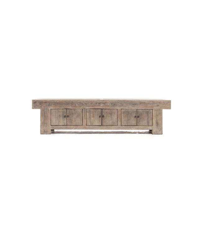 TV cabinet , elm wood