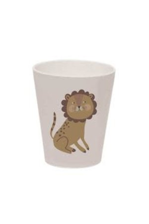 Studio Loco Bamboo cup lion
