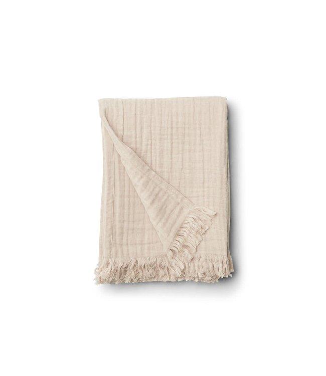Liewood Magda muslin blanket - sandy