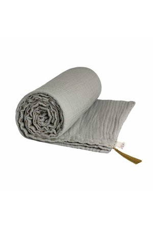 Numero 74 Zomer deken - silver grey