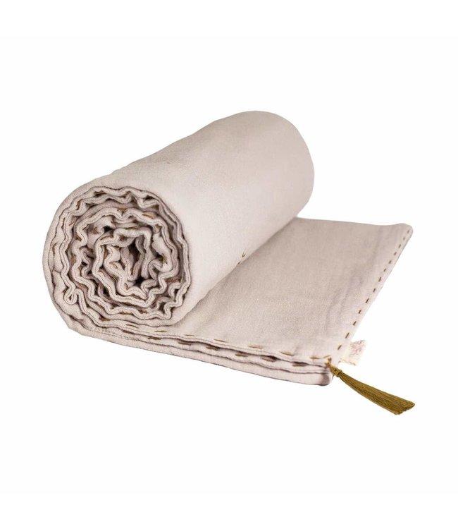Summer blanket - powder