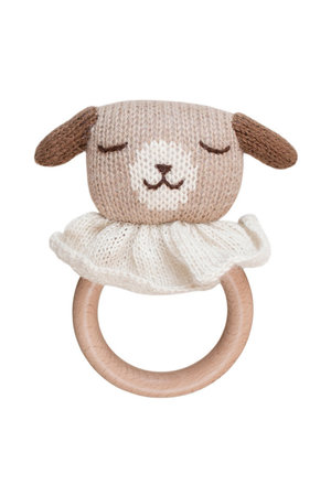 Main Sauvage Teething ring puppy