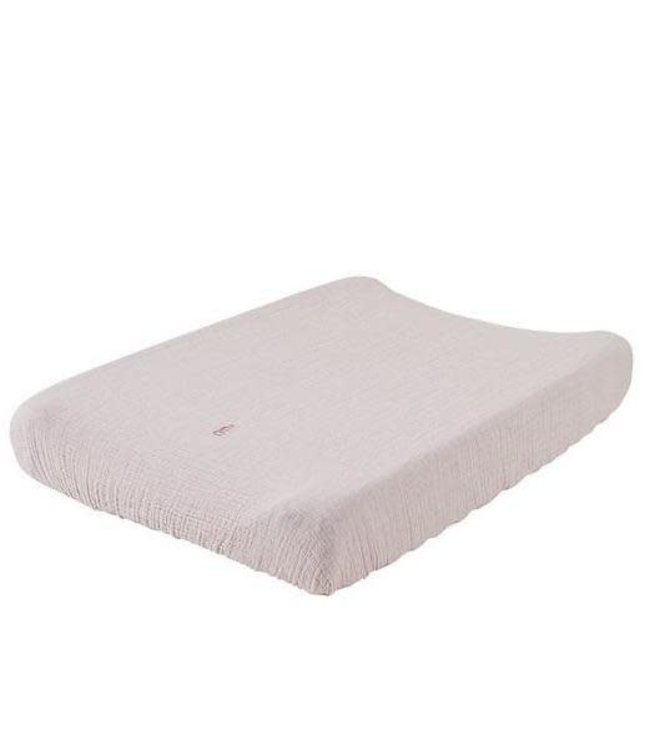 garbo&friends Calamine muslin changing mat cover