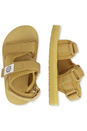 Konges Sløjd Sun sandals - mustard gold