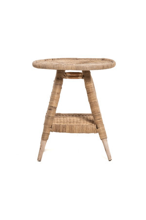 Malawi side table - natural