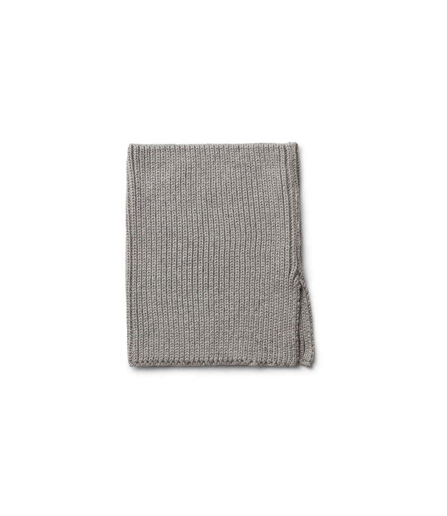 Liewood Mathias neck warmer - grey melange
