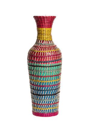Vase multicolor M