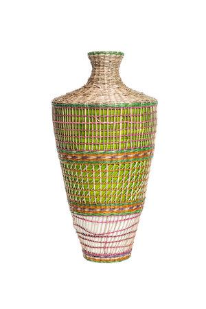 Vase multicolor L