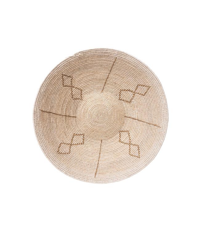 Sisal Basket Zienzele Ø40 cm #529