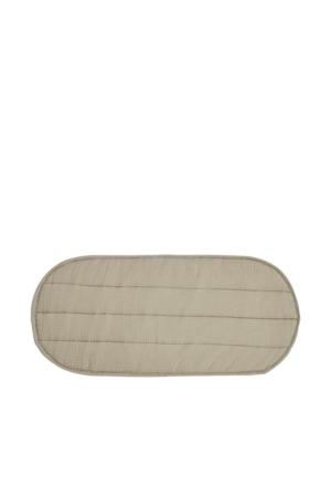 Olli Ella Luxe organic cotton liner - dune