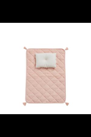 Olli Ella Organisch katoenen beddengoed set - roze