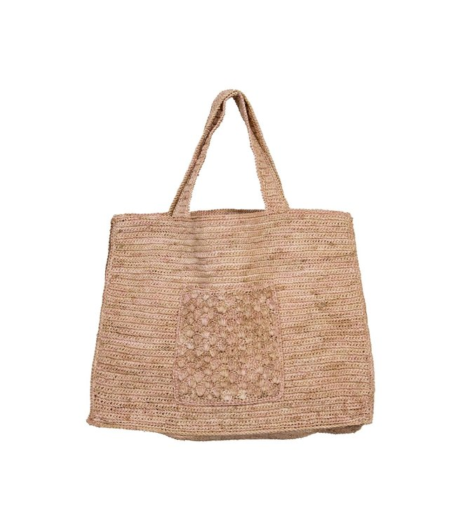 Made in Mada Hector bag M - pink