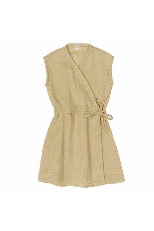 Numero 74 Grace dress - mellow yellow