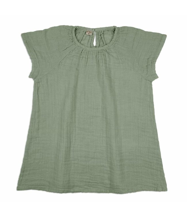 Numero 74 Clara dress - sage green