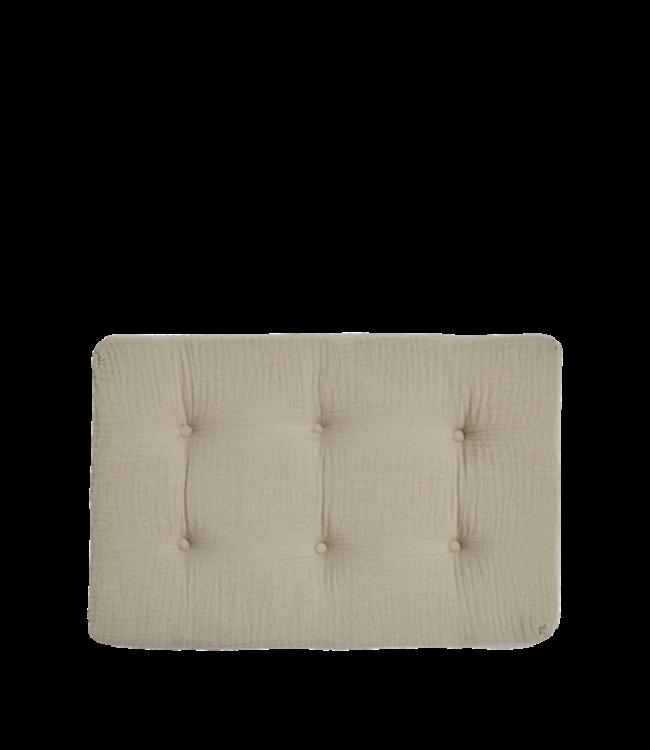 Olli Ella Cotton strolley mattress - seafoam