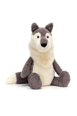Jellycat Limited Woodruff wolf