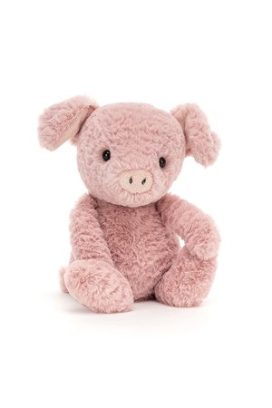 Jellycat Limited Tumbletuft pig