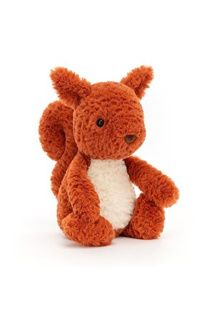 Jellycat Limited Tumbletuft squirrel