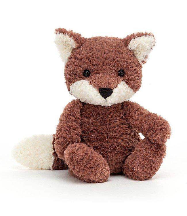Jellycat Limited Tumbletuft fox