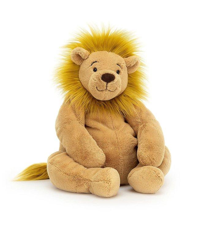 Jellycat Limited Rumpletum lion