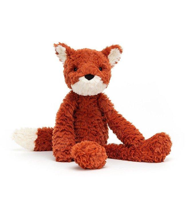 Jellycat Limited Smuffle fox