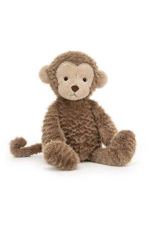 Jellycat Limited Rolie polie monkey