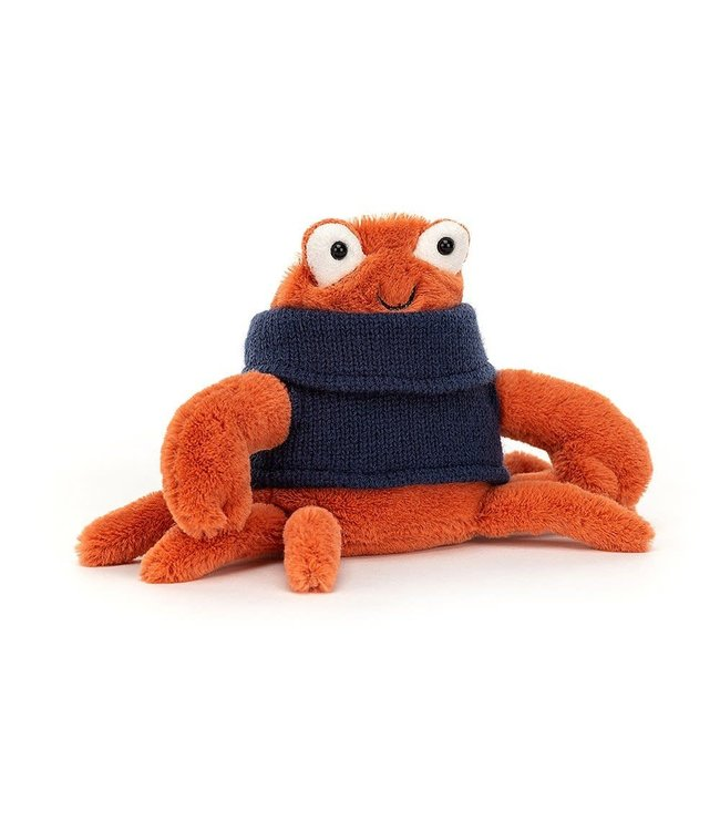 Jellycat Limited Cozy crew crab