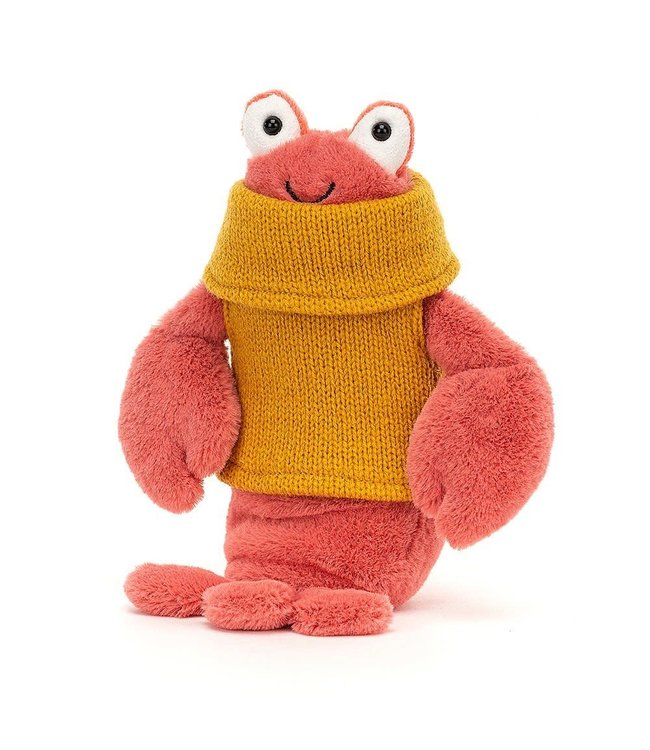 Jellycat Limited Cozy crew lobster