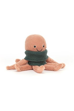Jellycat Limited Cozy crew octopus