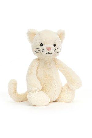 Jellycat Limited Bashful cream kitten