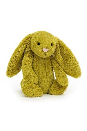 Jellycat Limited Bashful zingy bunny