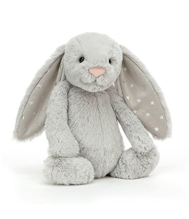Jellycat Limited Bashful shimmer bunny